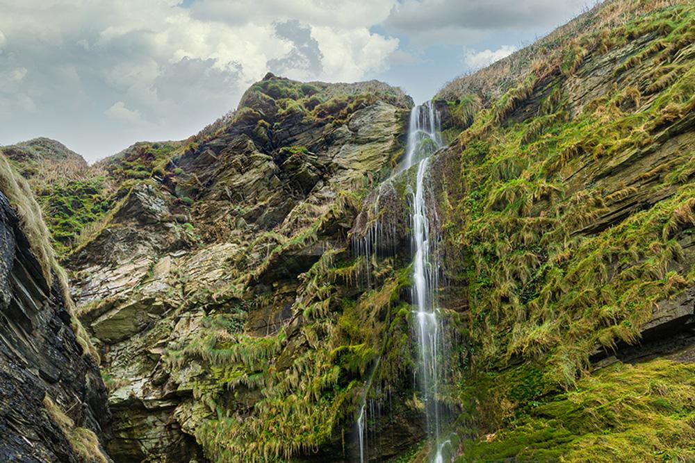 A wonderous waterfall
